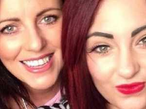 Mum stabbed to death while trying to protect daughter