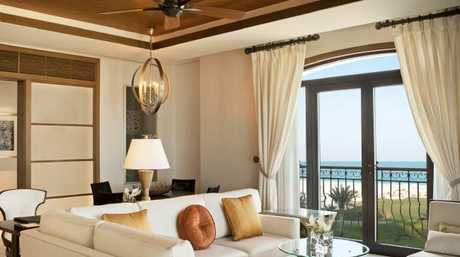 St Regis Saadiyat Island Resort, Abu Dhabi. Picture: Supplied.