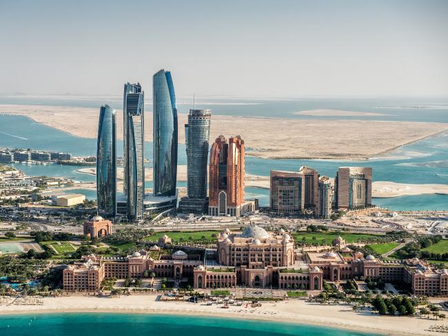 Corniche bay in Abu Dhabi. Picture: iStock.