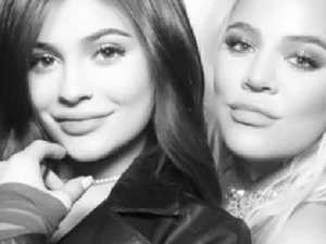 Kylie out of hiding thanks to Khloe