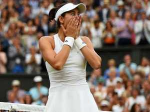 Muguruza Brisbane arrival delayed