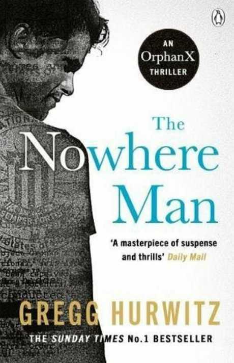 The Nowhere Man by Greg Hurwitz