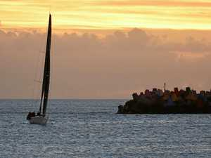 Dawn arrival was About Time for line honours