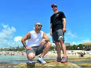 Coast FIFO miner launches men's gym wear range