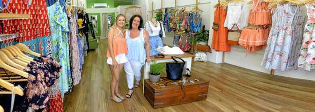 SUCCESS STORY: Mother and daughter team Tyler-Jane and Jo Hart are celebrating the first birthday of clothing boutique Oh! Jo Jo.