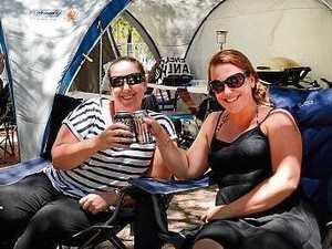 Cooloola camps packed and ready for New Year's