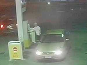 Third time unlucky as thief hits fuel sites