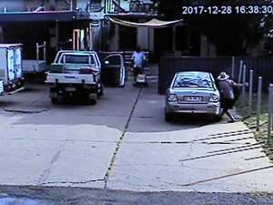 CCTV FOOTAGE: Chilling moment man tries to abduct CQ child