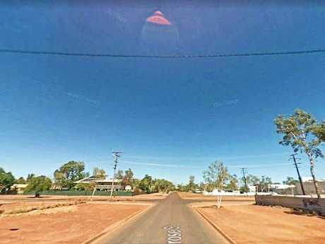 Supposed UFO sightings have been reported far and wide. Picture: Google Earth