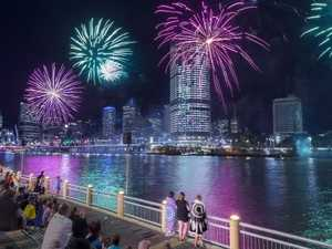 Rain threatens to dampen the NYE fun - if you're in SEQ