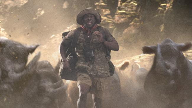 Stampede! (Sony Pictures via AP)