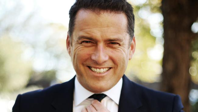 Karl Stefanovic is one of the celebs who gave us a memorable quote this year. Picture: Tim Hunter