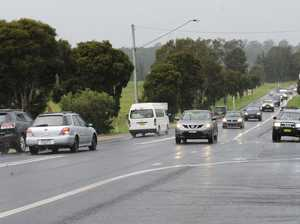 Major delays on Pacific Highway