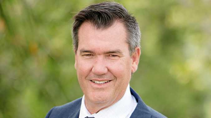 Sunshine Coast Chamber Alliance president Michael Shadforth believes 2018 will be a time of tremendous change in the business world.