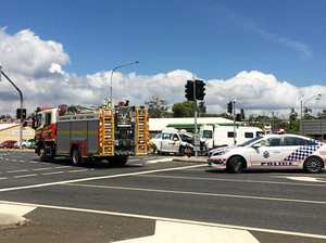 UPDATE: Three hospitalised after head-on crash at Clinton