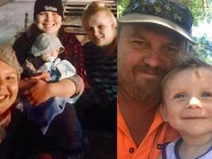 Family home destroyed by fire, community rallies to help