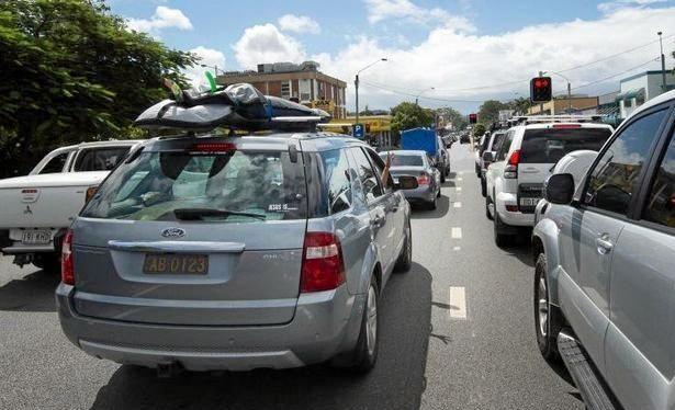 Visit livetraffic.com.au for the latest traffic updates.