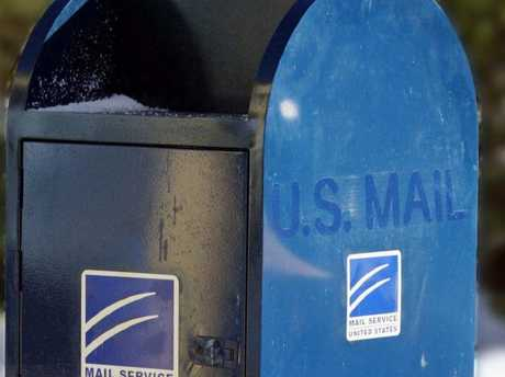 The US Postal Service has lost money for 11 straight years.  Picture:  Supplied
