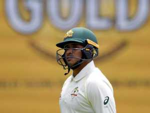Khawaja goes in to bat ... for himself