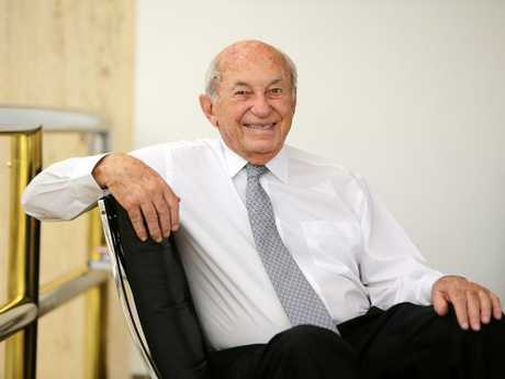 WA rich-lister developer Stan Perron, Chairman of the Perron Group.