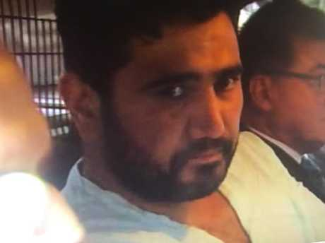 Accused Flinders St driver Saeed Noori. Picture: Supplied
