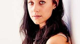 Actor Jessica Falkholt is the sole survivor of a car crash which killed her parents and little sister.
