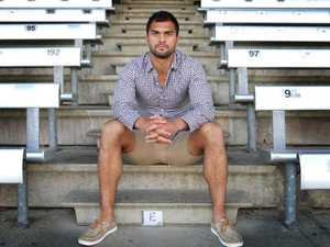 Karmichael Hunt has a nose for trouble