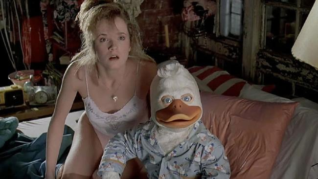 Howard The Duck set human-duck relations back by decades.