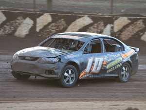 Maryborough Speedway Production Sedans