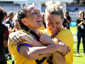 'Exciting time' in women's league