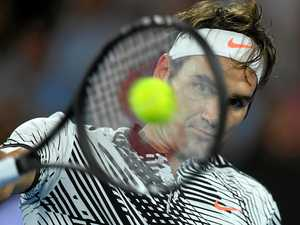 Tennis stars prove to be ace sportsmen