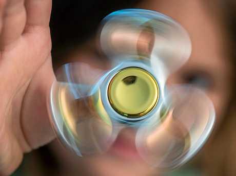 Fidget spinner.