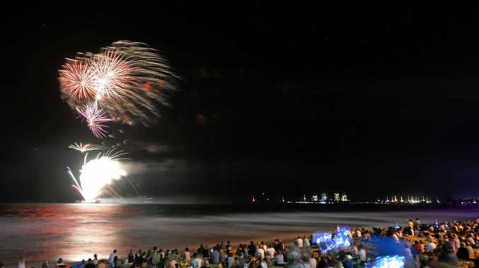Strict security will be in place for tonight's New Year celebrations at Mooloolaba.