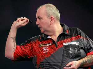 Darts legend on target for fairytale world title