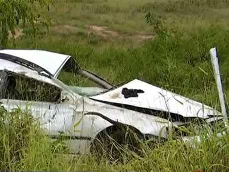 A Korean man, 24, has died in a single-vehicle crash at Blenheim on Saturday.