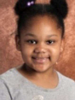 Shanise Myers, five, was found dead along with her family. Picture: Supplied