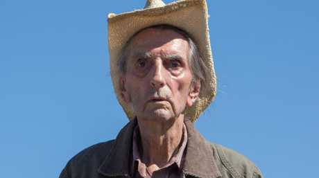 Harry Dean Stanton in his swansong, David Lynch's 2017 film Lucky.
