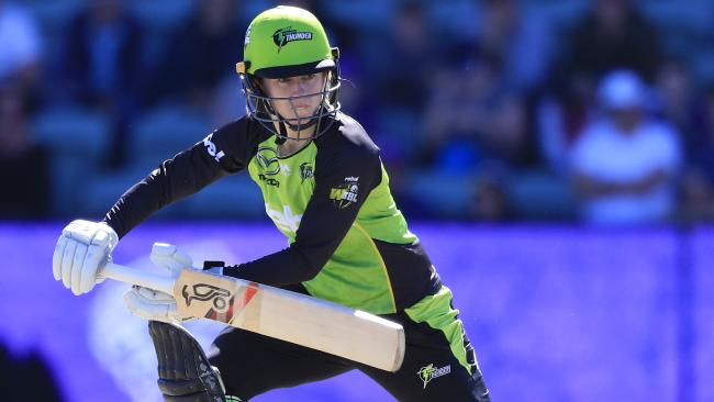 Rachael Haynes recorded another half century. Pic: AAP