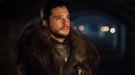 Please don't go,  Jon Snow.