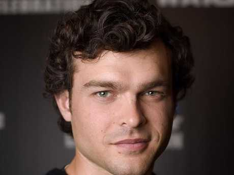 Yes, we're getting a strong Harrison Ford vibe here. Alden Ehrenreich will play Han Solo in Solo, the second standalone film in the Star Wars series.