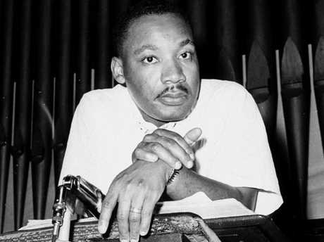 Martin Luther King was gunned down on Apil 4, 1968.