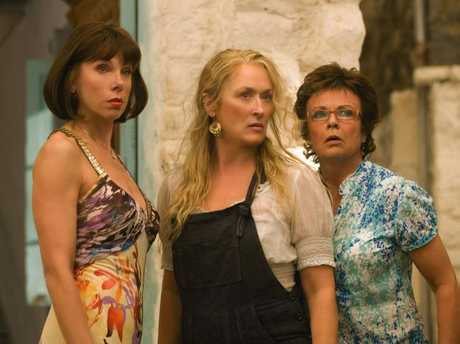 Brace yourselves, Mamma Mia! fanatics — the sequel will soon be here.