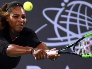 Serena loses in comeback match