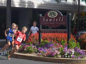 Sawtell Fun Day fun run