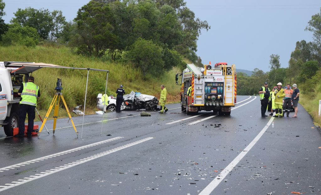 21-year-old Maryborough man killed in horror hwy crash | Gympie Times