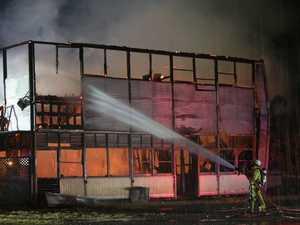 Archer Hotel Fire