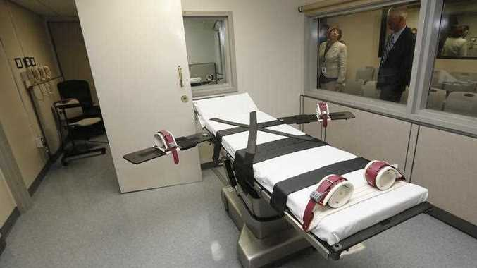 Republican legislators are pushing to make Oklahoma the first state in the nation to allow the use of nitrogen gas to execute death row inmates.