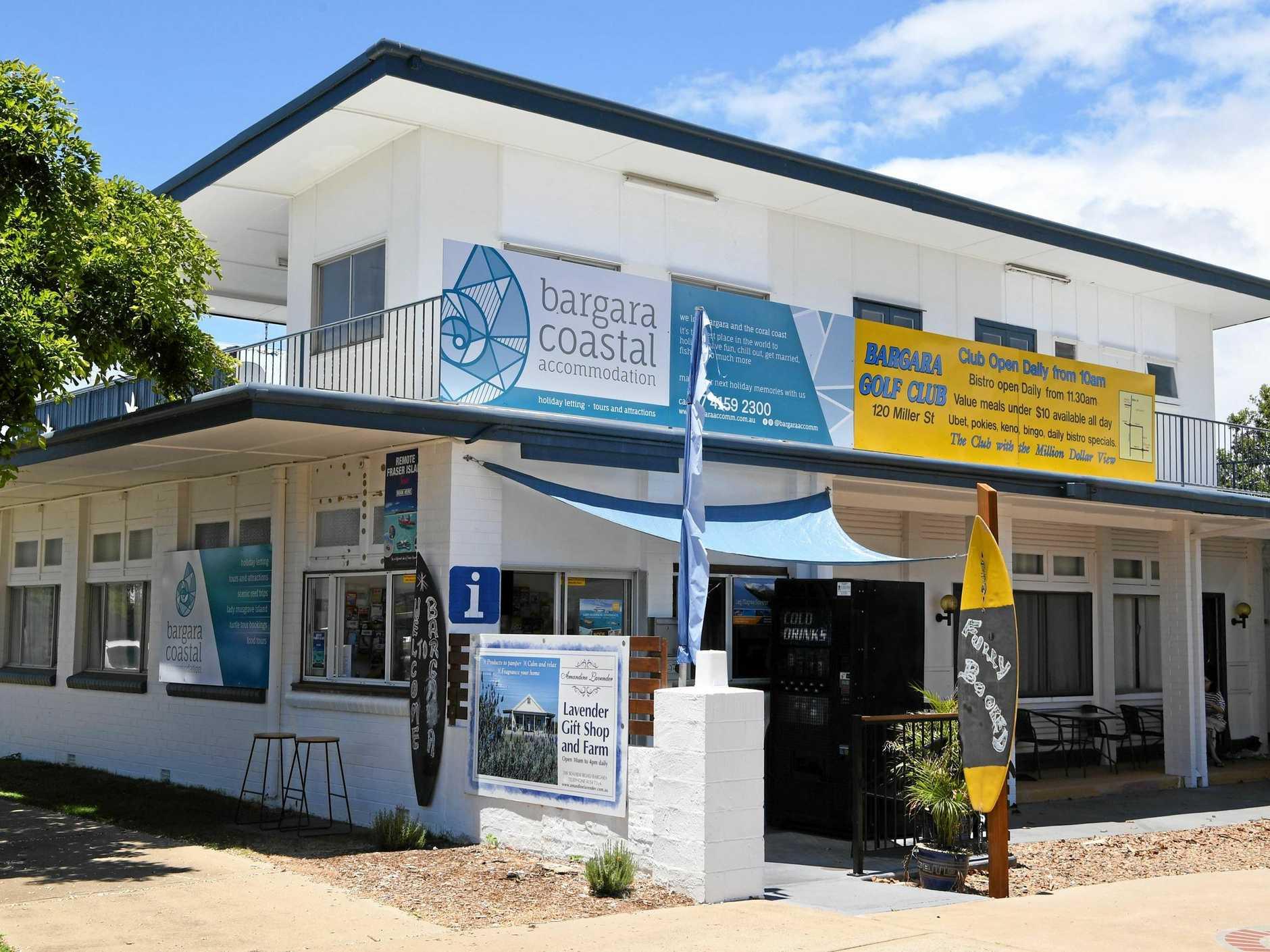 Bargara Coastal accommodation.
