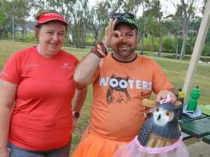 Injured parkrunner drives hundreds of kilometres