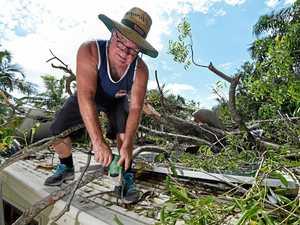 'It was like a tornado': Super storm's trail of devastation